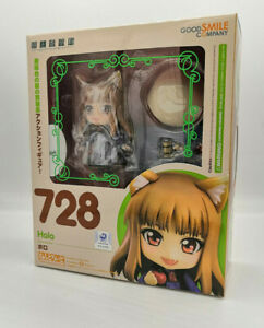 Spice and Wolf Nendoroid Figurine HOLO NEUF Good Smile Company UK