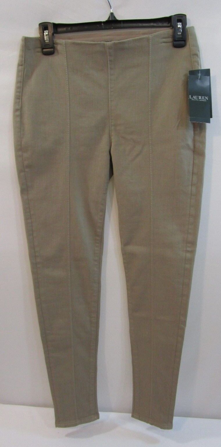 RALPH LAUREN  skinny fit  pants NEW WITH TAG SZ 4