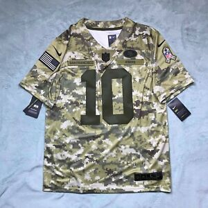watch dea68 88b00 Details about NWT Nike SF 49ers Jimmy Garoppolo Salute to Service Limited  Jersey Men's Size L