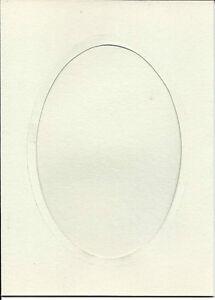 """ouverture carte blancs-parfait pour vos cartes VOEUX de bricolage 6 /""""x 4/"""" cercle fenêtre"""