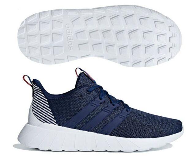 ADIDAS Questar Flow Men's Running Shoes F36242 Dark Blue sz 11.5 12.5