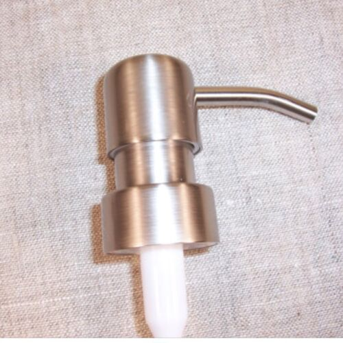 Soap Pump Dispenser Bath Bronze Birdhead Kitchen Silver Shampoo Gold Brass Metal
