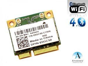 Qualcomm-Atheros-AR9565-QCWB335-802-11b-g-n-WLAN-Bluetooth-4-0-Mini-PCIe