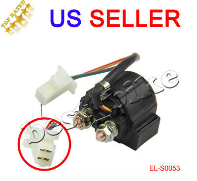 solonoid solenoid Starter Relay Honda TRX300 1988-2005