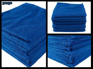 100x-Mikrofasertuecher-Mikrofaser-Microfasertuech-Tuch-Autopflege-Reinigungstuch