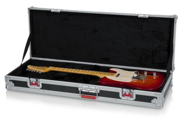 gator g tour elec electric guitar ata flight case for sale online ebay. Black Bedroom Furniture Sets. Home Design Ideas