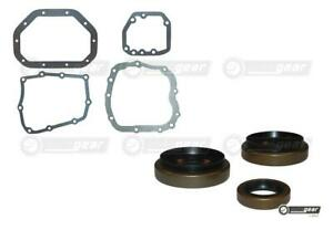 Vauxhall Astra Cavalier Corsa F10 F13 F15 F17 Gearbox Gasket and Oil Seal Set