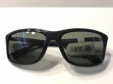 df3489c195 Ray-Ban RB 4177 621 40 Glossy Gray Frame Green Lenses Sunglasses for ...
