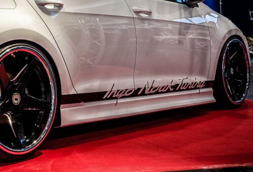 RSV Seitenschweller Sideskirts aus ABS für Audi A3 8P MM-IN-RSV501834ABS NEU