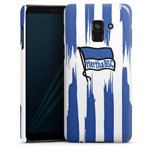 Samsung Galaxy A8 (2018) Premium Case Cover - Strips & BSC - 55543 Bad Kreuznach, Deutschland - Samsung Galaxy A8 (2018) Premium Case Cover - Strips & BSC - 55543 Bad Kreuznach, Deutschland