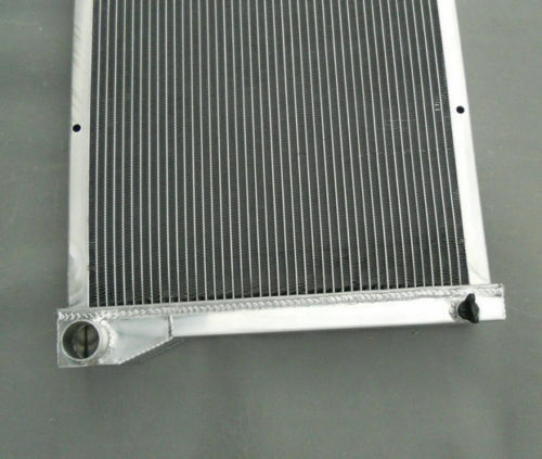 3 CORE FOR 1967-1972 Chevy Pickup Truck All Aluminum Radiator 68 69 70 71 72