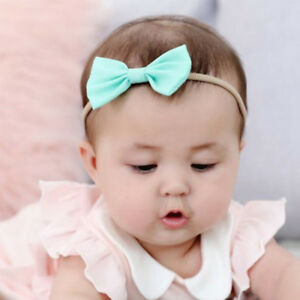 Home Baby Headband Unicorn Horn Flowers Girls Ribbon Hair Bands Headwear Hair Elastic Tiara For Girl Newborn Babies Hair Accessories