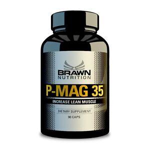 BRAWN PMAG 35 INCREASE LEAN MASS 90 capsules - Maidstone, United Kingdom - BRAWN PMAG 35 INCREASE LEAN MASS 90 capsules - Maidstone, United Kingdom