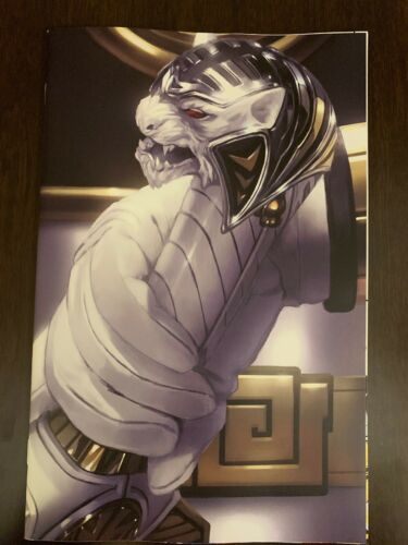 SDCC 2019 Exclusive Boom Studios Comics Mighty Morphin Power Rangers 40 Mercado