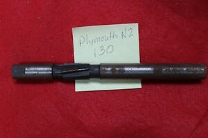 Nos Plymouth N2 King Pin Bolt Spindle Body Bushing Reamer