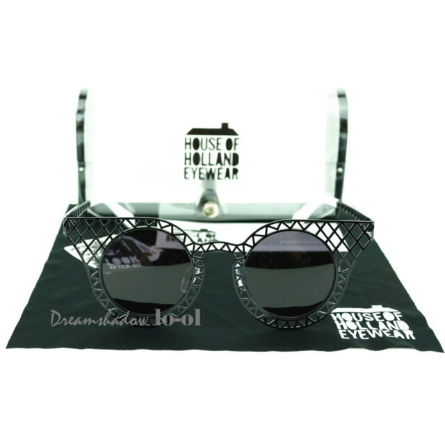 House of Holland Cagefighters Black 100%