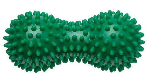 2x Igelball Massageball Massage für Hand Fuß Rücken Igel Ball Ø 8cm medium hart