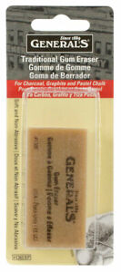 General-Pencil-Co-Traditional-Gum-Eraser-For-Charcoal-Graphite-amp-Pastel-Chalk