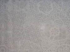 "LIBERTY ART FABRIC ""NICHOLAS JAMES"" PER HALF METRE (50cm) tana lawn cotton STONE"