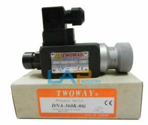 image is loading new twoway hydraulic pressure switch relay valve dna
