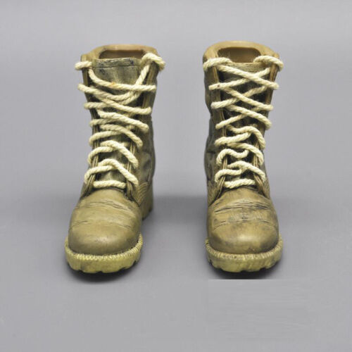 """1//6 Scale American Special Forces Boots Model for 12/"""" Action Figure"""