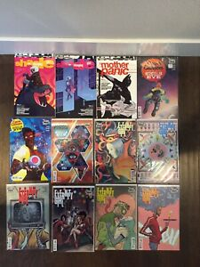 DC-Young-Animal-Graphic-Novel-Lot-Eternity-Girl-Mother-Panic-TPB-Vol-1-2-Batman