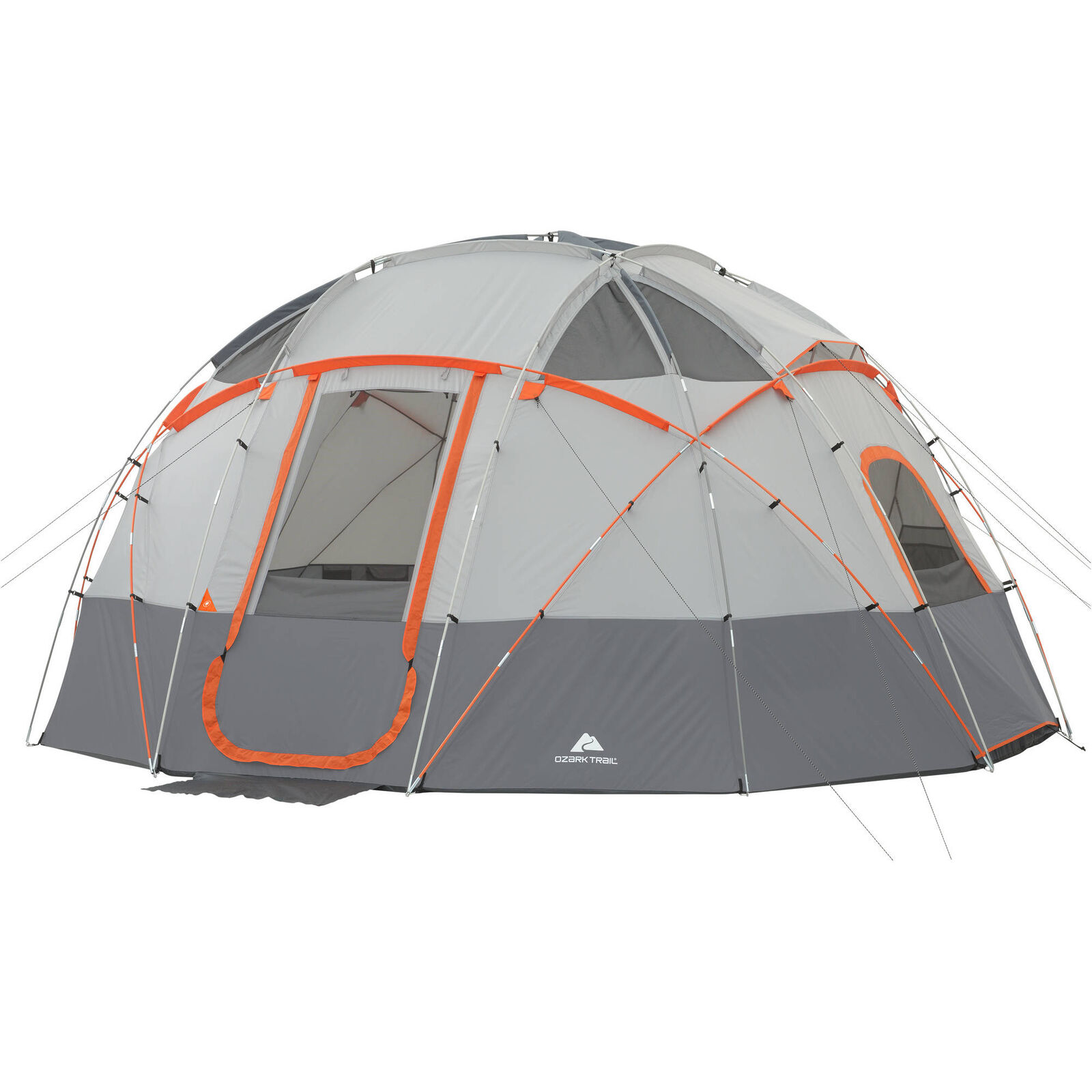 Camping Tent Shelter Home Family Camp Sleep 16'x16' Sphere Sleeps 12 Dome Round