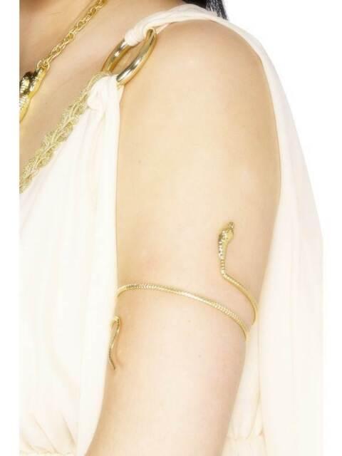 Egyptian Bracelet,  One Size, Legends & Myths Fancy Dress/Cosplay #CA