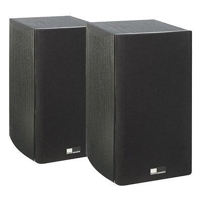 Pure Acoustics Supernova S schwarz Paar Surround-Lautsprecher 140 Watt Leistung