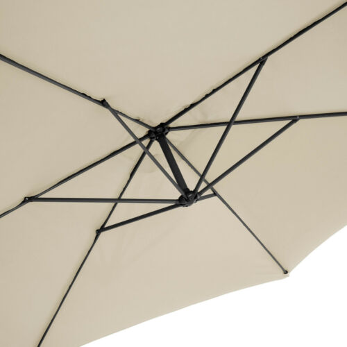 Schutzhülle UV Schutz Ampelschirm Sonnenschirm Kurbelschirm 3,5 m