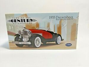 Testors-14008-1935-DUESENBERG-SSJ-Metal-Body-Model-Kit-1-32-Scale-for-parts-only