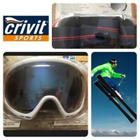 Crivit Sport,ski And Snowboarding Goggles 100%uv Protection Class 1,filter S3