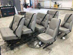 Cessna Caravan seats including belts in near new condition