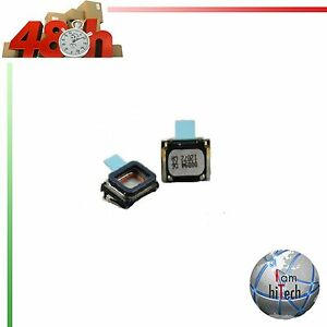 RICAMBIO-RICEVITORE-IPHONE-4-4S-ALTOPARLANTE-SPEAKER-CASSA-ORECCHIO-AUDIO
