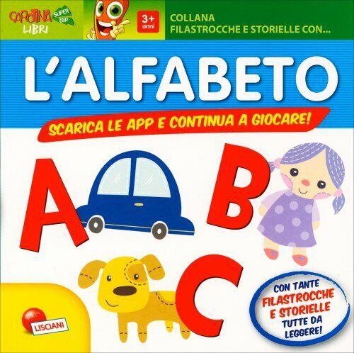 LIBRO L'ALFABETO - + 3 ANNI