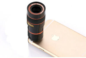 Ultra premium telephoto lens mobile phone telescope lux hd zoom