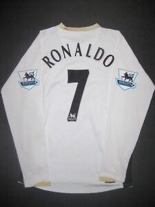 Image is loading 2006-2007-2008-Nike-Manchester-United-Cristiano-Ronaldo- 278901a82