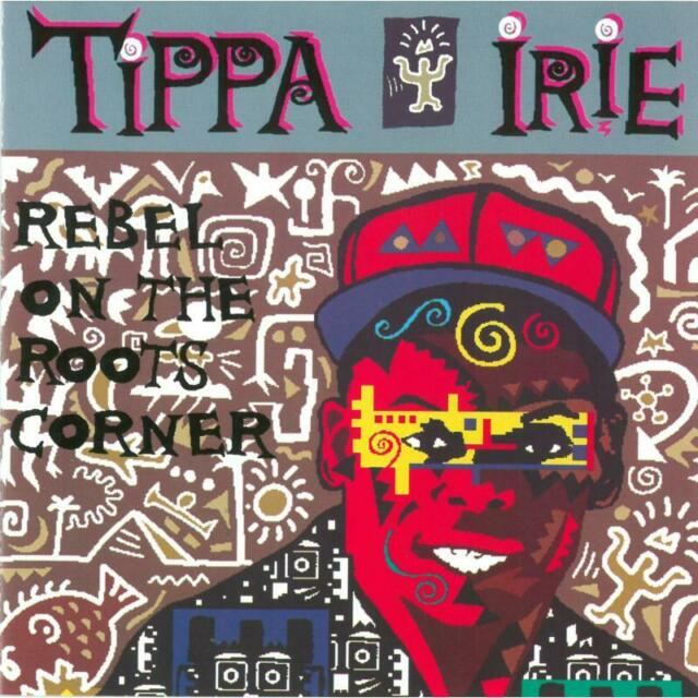 Irie Tippa - Rebel On The Roots Esquina Nuevo CD