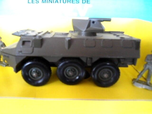 SOLIDO MILITAIRE METAL 1 50 IN BOXE Nº 6056 VAB 6 X 6