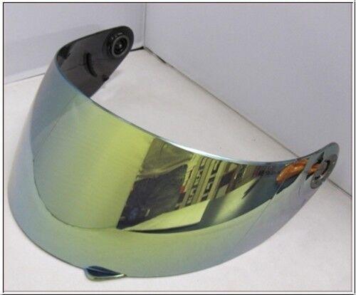VISIERA SHARK s600//s650//s700//s800//s900-C//ridill//OPENLINE COLORE ORO