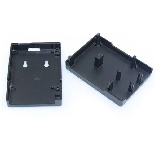 BIQU Aluminum Raspberry Pi 3 Case Enclosure Box Black