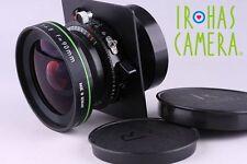 Rodenstock Grandagon-N 90mm f/6.8 102° Lens + VH-R 45FA Lens Board #6139B4