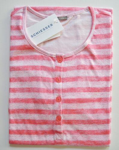 REDUZIERT  Schiesser Damen Sleepshirt Nachthemd Farbwahl  Gr.36-48 UVP 29,95 NEU