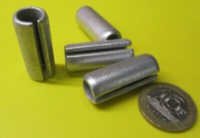"""1//8/"""" Dia x 1 1//2/"""" Length 200 pcs Steel Slotted Spring Pin"""
