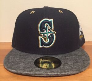 the best cheap for sale buying new 2016 MLB All Star Game Seattle Mariners New Era 59FIFTY Fitted Hat ...