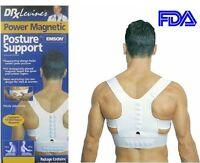 Drx Levine's Power Magnetic Posture Support (sizes S,m,l,xl,xxl) Emson, Unisex