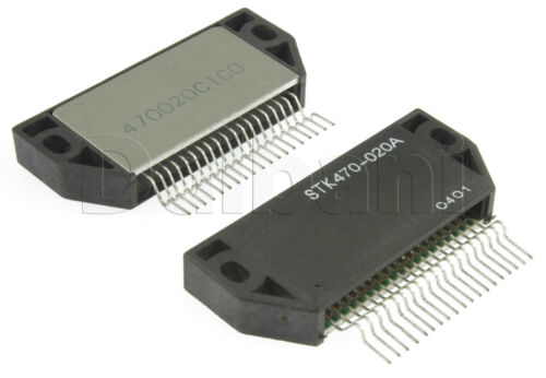 STK470-020A Original Pulled Sanyo Integrated Circuit