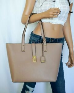 f78461812bc2 Image is loading NWT-MICHAEL-KORS-KARSON-LARGE-CARRYALL-TOTE-PEBBLED-.  Image not available ...