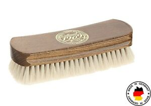 Collonil-1909-FINE-Shoe-Boot-Shine-Buff-Brush-with-natural-Goat-039-s-Hair-x