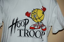 Vintage Hoop Troop Basketball T-Shirt Screen Stars XL NEW